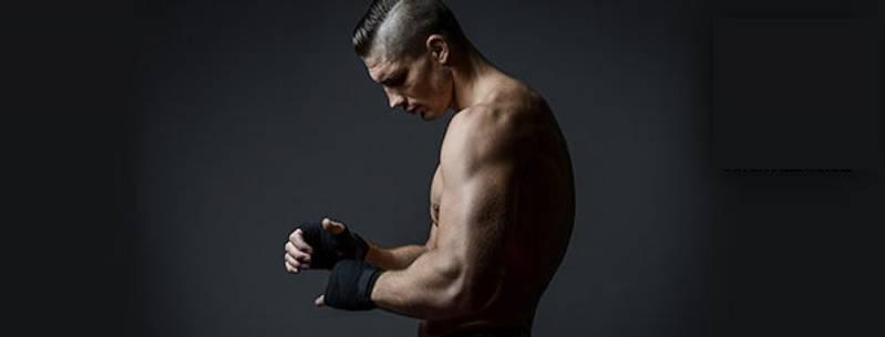 Kickbokser Rico Verhoeven maakt debuut als hoofdrolspeler en coproducent © 2018 Dutch Filmworks