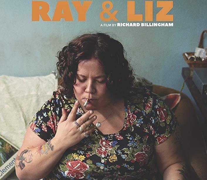 Deel poster Ray & Liz ©