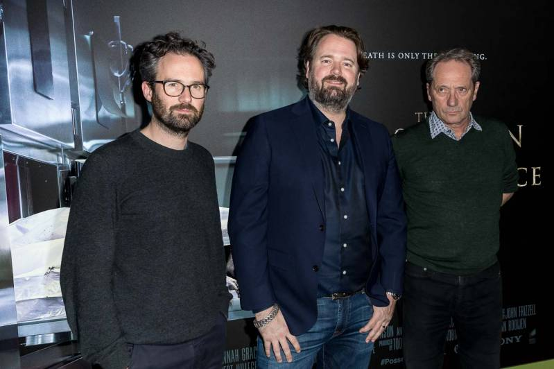 Guy Clemens, Diederik van Rooijen en Gijs Scholten van Aschat, Copyright 2018 ArjoFrank Fotografie