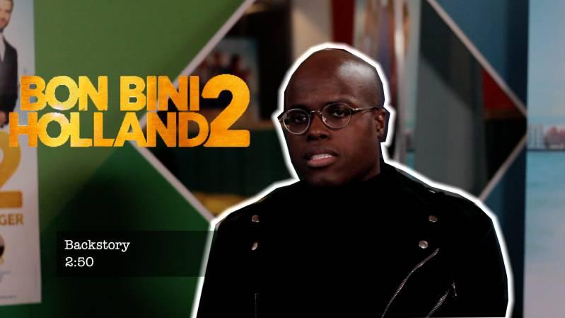Jandino Asporaat 'Bon Bini Holland 2' (c) 2018 BiosAgenda.nl