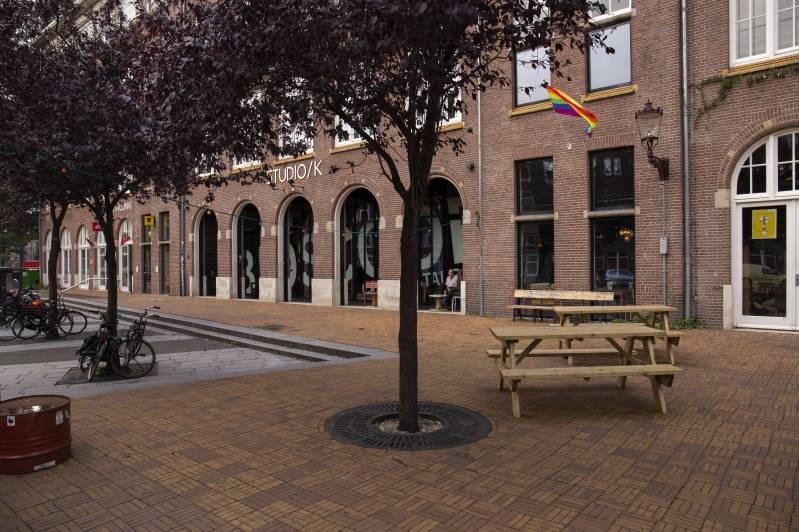 Studio/K in Amsterdam (C) Ella Gijselhart