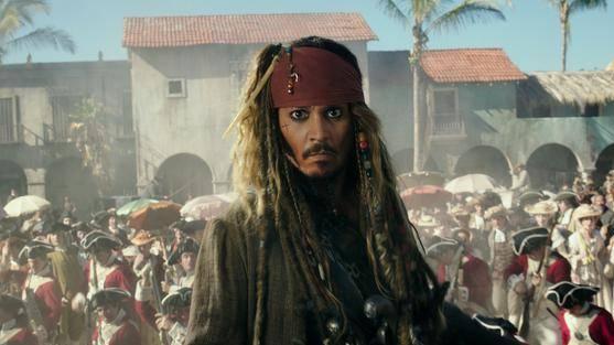Johnny Depp speelde de iconische Captain Jack Sparrow voor het laatst in  Pirates of the Caribbean: Salazar's Revenge uit 2017