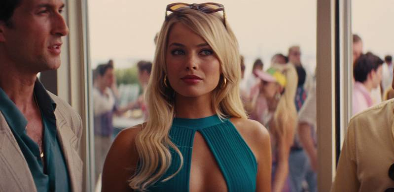 Margot Robbie in The Wolf of Wall Street (C) Dutch FilmWorks 2013