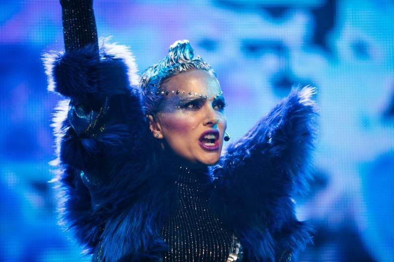 Natalie Portman als popster Celeste in Vox Lux