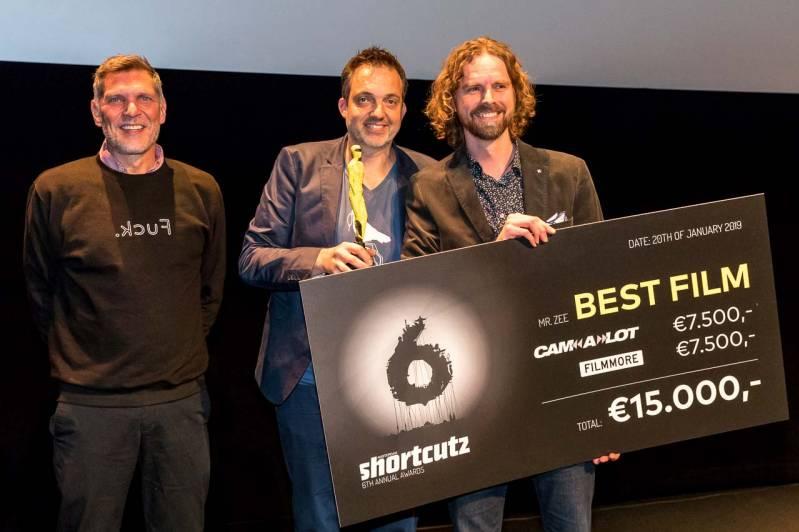Merlijn Passier en Frodo Kuipers (MR. ZEE BEST FILM - BULLET TIME), Copyright 2019 ArjoFrank Fotografie