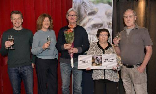 Adri Schrover, Monique Lesterhuis, John Appel, Heddy Honigmann en Piotr van Dijk © 2019 Friso Spoelstra
