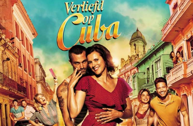 Verliefd op Cuba kledinglijn
