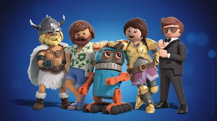 NL stemmencast Playmobil de Film bekend