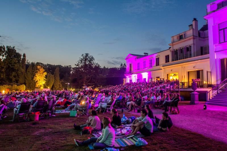 Paleis Soestdijk en het Nederlands Film Festival presenteren vijf zomerse filmavonden tijdens Cinema Soestdijk © 2019 Paleis Soestdijk