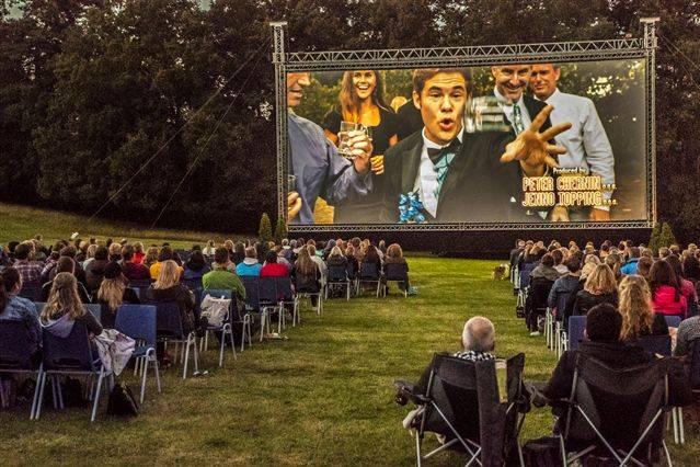 Openlucht Filmfestival Apeldoorn © 2019 Vue Apeldoorn