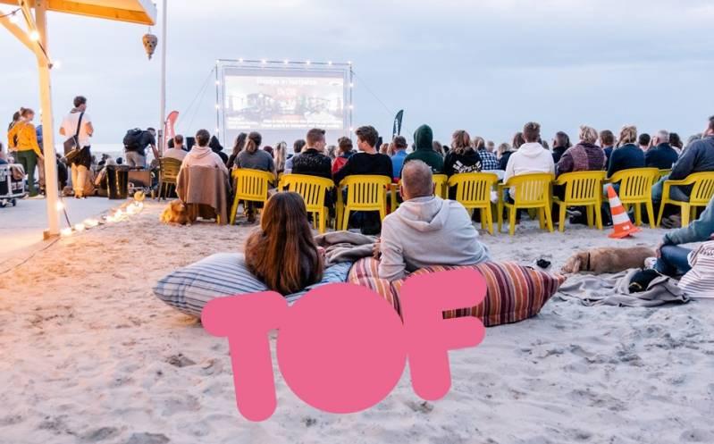 Promobeeld van Terschelling Openlucht Filmfestival © 2019 Terschelling Openlucht Filmfestival