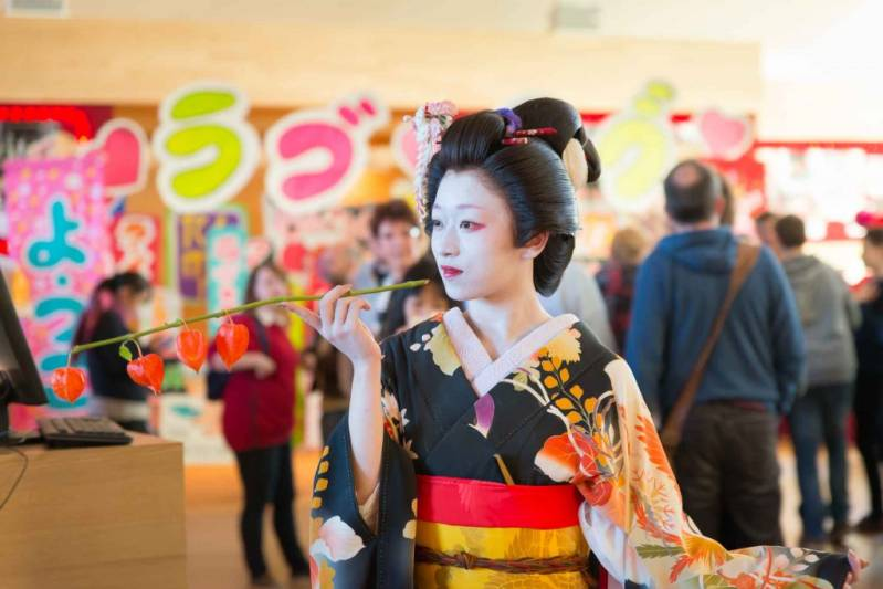 Proeven aan de Japanse (beeld)cultuur tijdens deCamera Japan © 2019 Camera Japan
