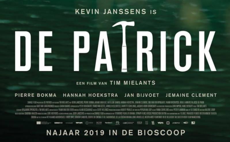 Film 'De Patrick' 26 nov in AGORA Theater