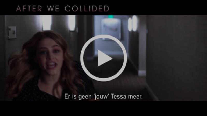 Josephine Langford in After We Collided © 2020 Independent Films