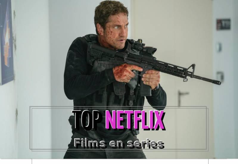 Gerard Butler vecht zich naar de top met Angel has Fallen © 2019 Dutch FilmWorks
