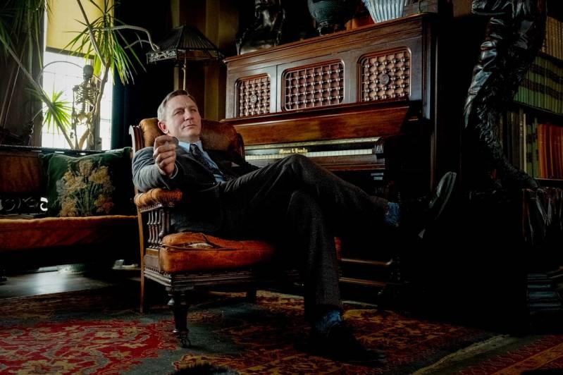 Daniel Craig als rechercheur Benoit Blanc in Knives Out
