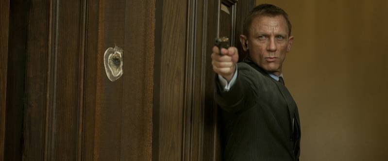 Daniel Craig stars as James Bond in Metro-Goldwyn-Mayer Pictures/Columbia Pictures/EON Productions? action adventure SKYFALL., Skyfall ?2011 Danjaq, LLC, United Artists Corporation, Columbia Pictures