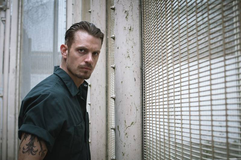 Joel Kinnaman in The Informer © 2019 Splendid Film