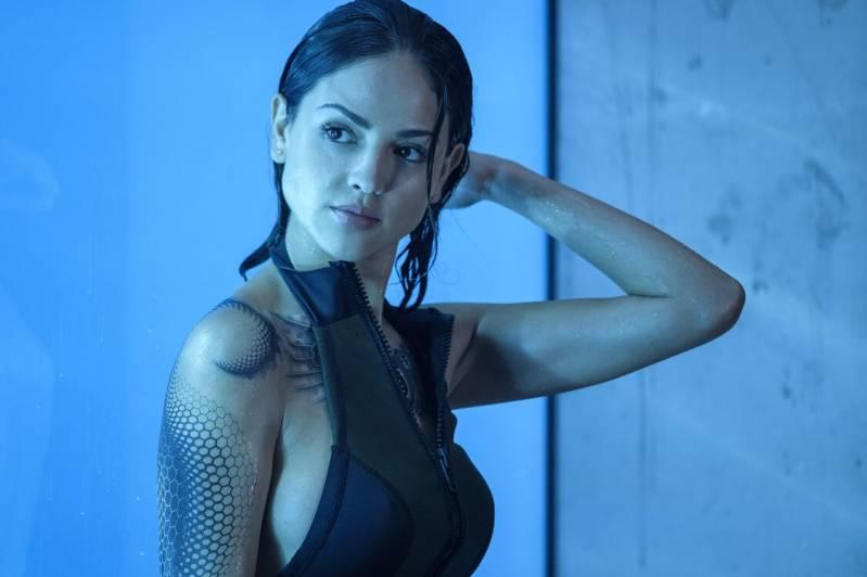 Eiza González in Bloodshot (2020) © 2020 Universal Pictures International
