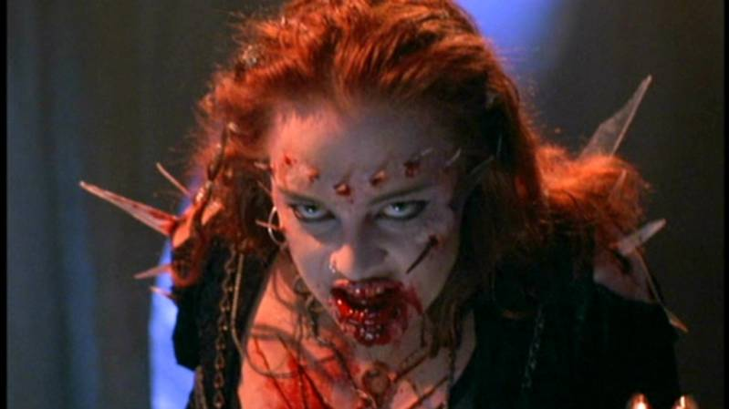Still uit Return of the Living Dead 3 © 1993 Lionsgate