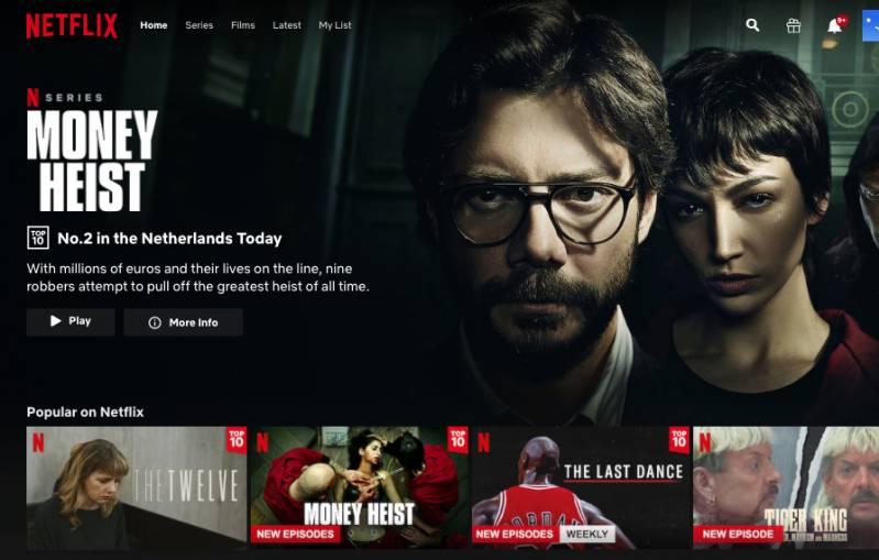 Zorgen bij Netflix, ondanks recordgroei