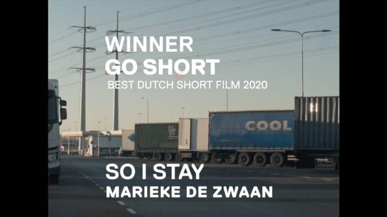 Go Short Awards Online bekend gemaakt