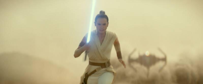 Star Wars: The Rise of Skywalker op Disney+
