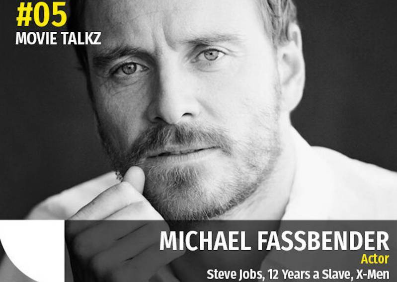 Michael Fassbender live online te gast bij Movie Als (Shortcutz Amsterdam)