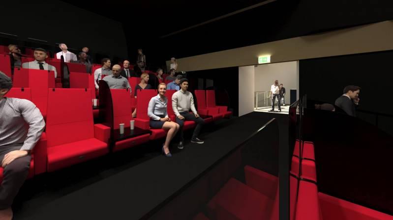 Still uit 3d simulatie film © 2020 Tausch