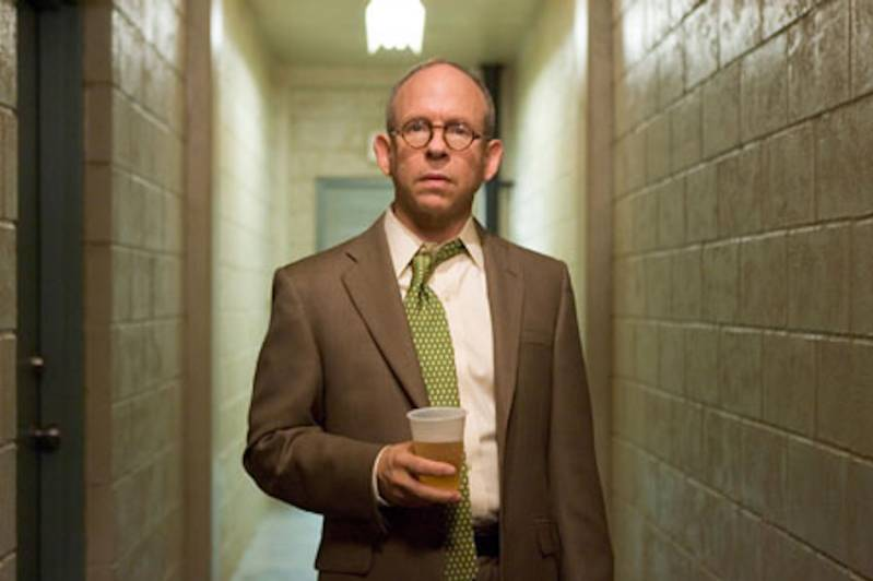 Bob Balaban als filmcriticus Harry Farber in LADY IN THE WATER (2006)