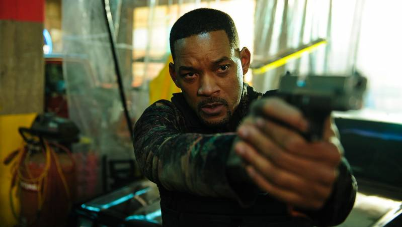 Will Smith (als Mike Lowery)in Bad Boys For Life © 2020 CTMG Inc All Rights Reserved