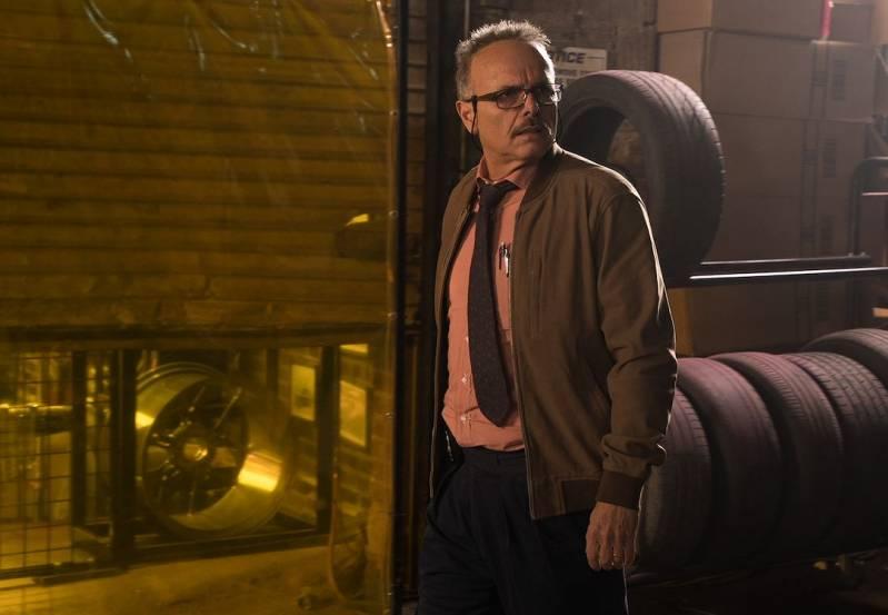 Joe Pantoliano als de captain Howard in Bad Boys for Life © 2020 Universal Pictures International