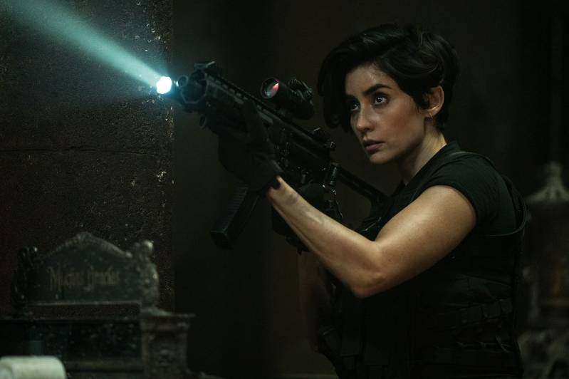 Paola Nuñez in Bad Boys for Life © 2020 Universal Pictures International
