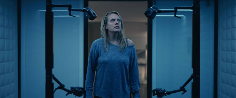 Elisabeth Moss in THE INVISIBLE MAN © 2020 Universal Pictures International