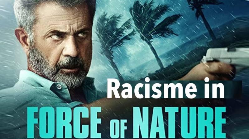 Bewerkte poster van Force of Nature © 2020 BiosAgenda.nl