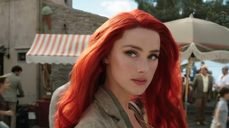Amber Heard in Aquaman © 2019 Warner Bros. Pictures | DC Comics