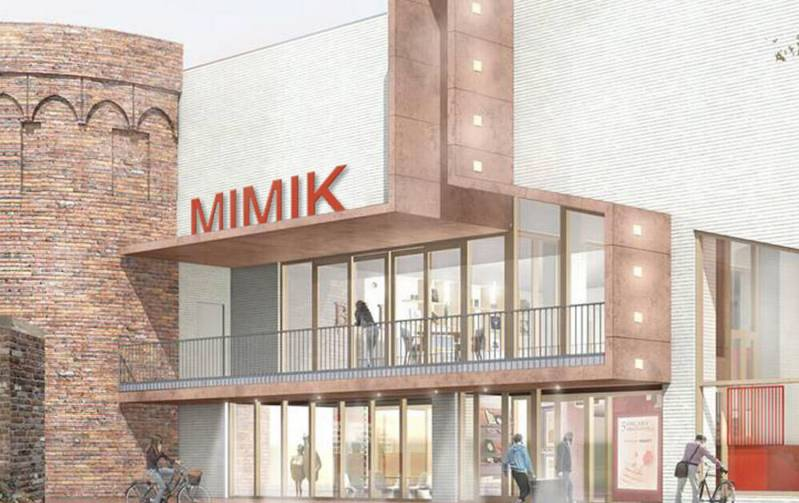 Mimik Deventer, artist impression