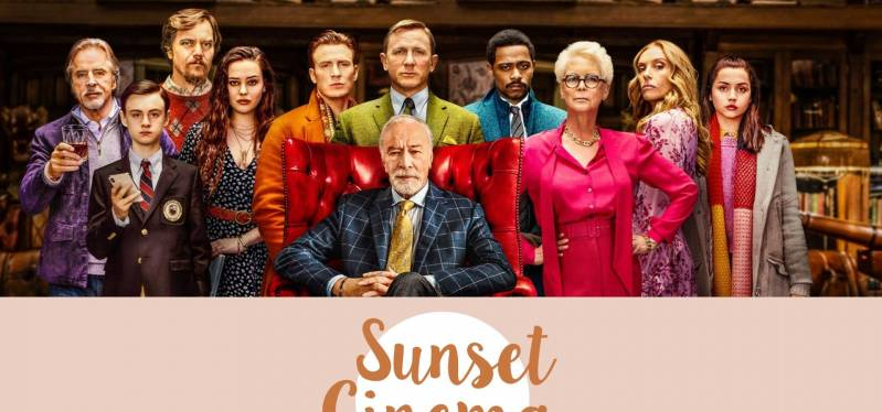 Knives Out laatste Sunset Cinema