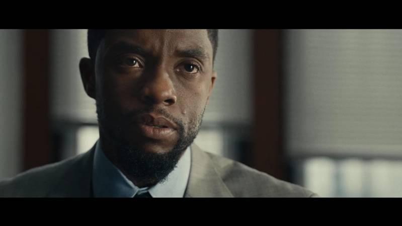 Chadwick Boseman in 21 Bridges