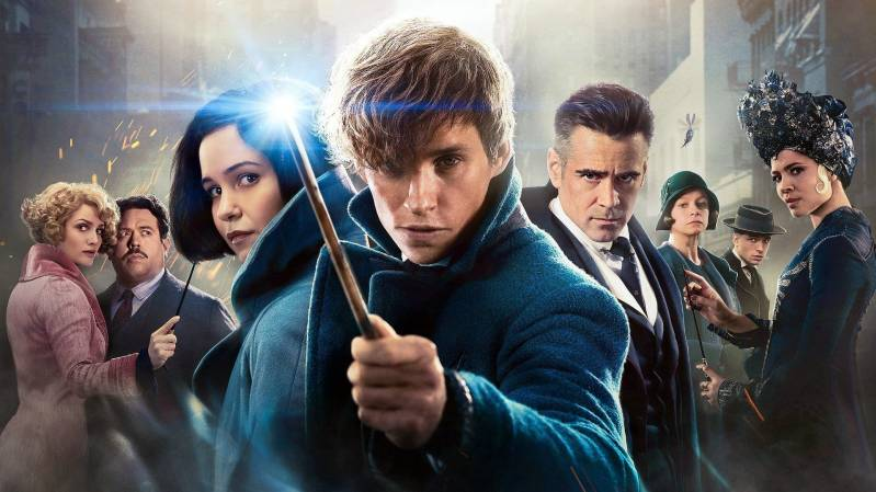 Still Fantastic Beasts and Where to Find Them