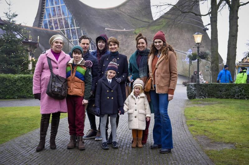 De familie Vos in De Expeditie van Familie Vos (c) 2020 Daniel Kroll Fotografie