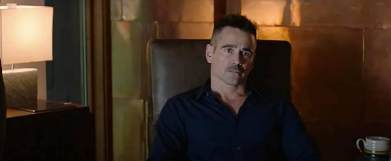 Colin Farrell in Ava (2020)