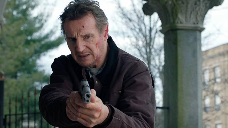 Liam Neeson in Honest Thief