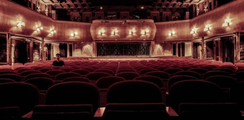 Lege theater © 2020 Donald Tong   Pexels