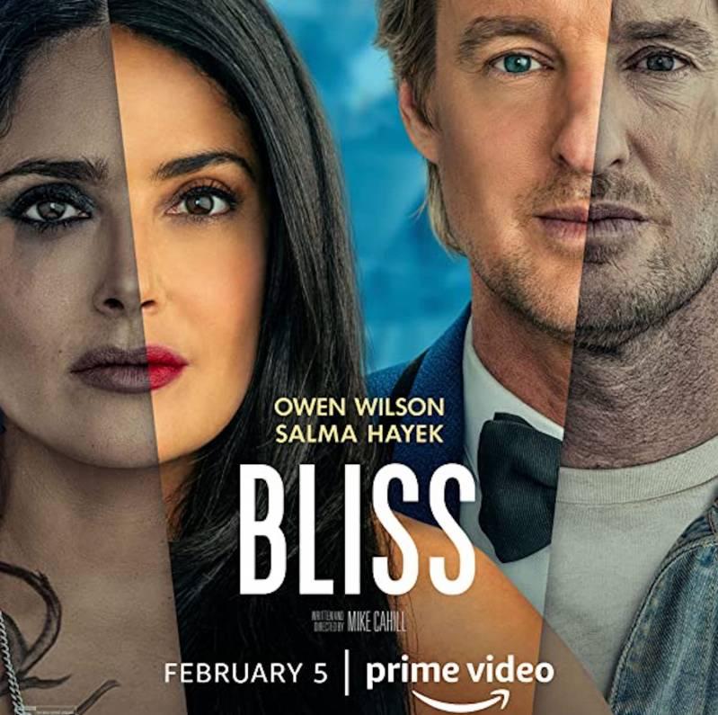 Salma Hayek en Owen Wilson in BLISS