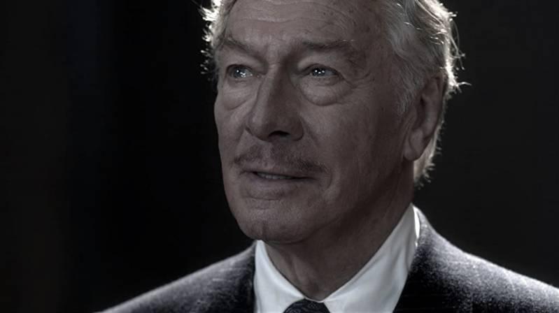 Christopher Plummer in Barrymore (2011)