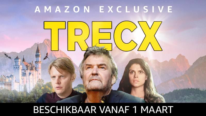 TRECX met Michiel Romeyn 1 maart op Prime