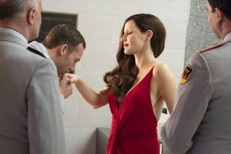 Jessica Chastain als Ava