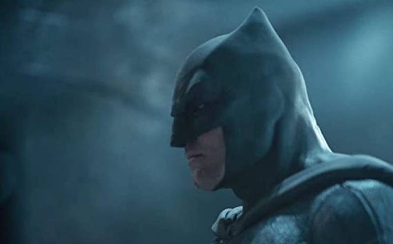 Ben Affleck als Batman in Zack Snyder's Justice League
