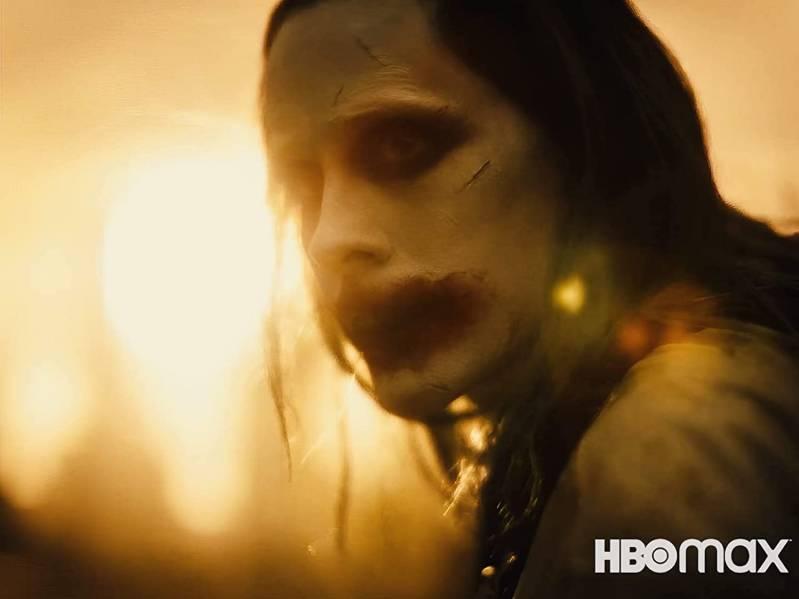 Jared Leto als Joker in Zack Snyder's Justice League
